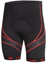 Santic Men's 4D Padded Tights Cycling Shorts Anti-Slip MTB Road Bike Bicycle Shorts