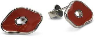 Swatch Bijoux JER011-U Ladies' 'Pinussina' Earrings Red