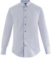 Lanvin Fil-a-fil cotton shirt