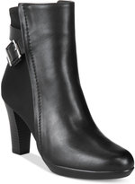 Alfani Women's Velvett Ankle Booties, Only at Macy's Women's Shoes