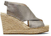 Kenneth Cole Ona Metallic Espadrille Wedge