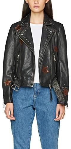 Liebeskind Berlin Women's H1175050 Jacket, (Black 9999), Small