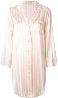 Morgan Lane Jillian silk night shirt