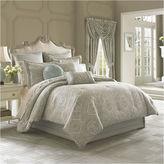 JCPenney QUEEN STREET Queen Street Carlina 4-pc. Jacquard Comforter Set