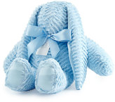 Swankie Blankie Ziggy Large Plush Bunny, Blue