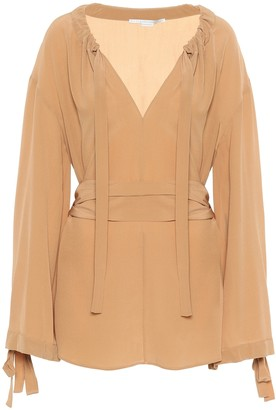 Stella McCartney Silk blouse
