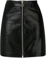 Zoe Karssen A-line zip skirt