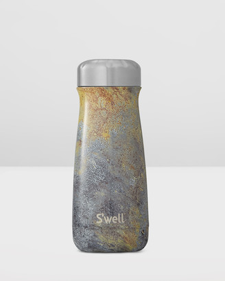 Swell Water Bottles - Traveller Patina Collection 470ml Golden Fury - Size One Size at The Iconic