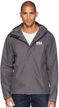 Helly Hansen Seven J Jacket (Black) Men's Jacket