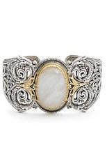 Konstantino Women's 'Erato' Stone Cuff