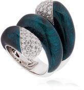 Setipenti White Gold & Diamond Ring
