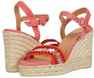 Castaner Baru Wedge Espadrille (Granada) Women's Sandals