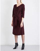 Anglomania Marylin woven midi dress