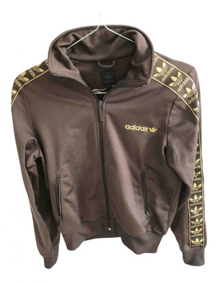 adidas Brown Jacket for Women