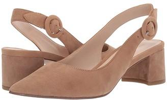 Pelle Moda Autumn (Black Suede) Women's Shoes