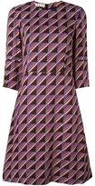 Marni geometric print dress