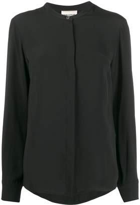 Semi-Couture Semicouture Mandarin collar loose-fit shirt