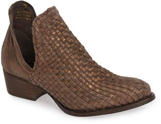 Very Volatile Bayview Woven Bootie