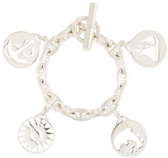 Hermes pre-owned Chaine d'Ancre bracelet