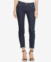 Lauren Ralph Lauren Petite Super-Stretch Skinny Jeans