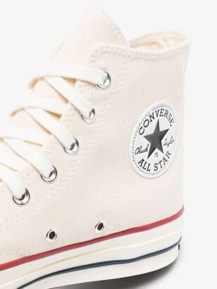 Converse Neutrals White Chuck 70 High Top Sneakers