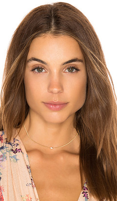 Five and Two jewelry Skylar Marquis Stone Choker