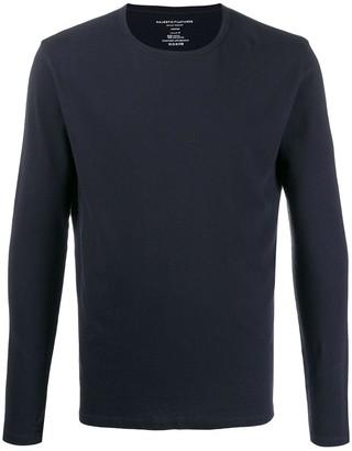Majestic Filatures slim-fit long-sleeve T-shirt