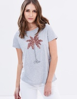 Dorothy Perkins Palm Tee