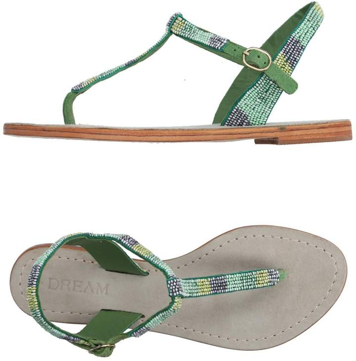 Dream Toe strap sandals - Item 11138921