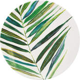 MADHOUSE by Michael Aram Palm Dinner Plate - Green/White