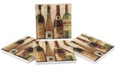 Thirstystone Bottled at the Vineyard 4-Pc. Coaster Set