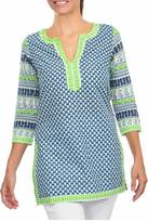 Gretchen Scott Mixed Message Tunic