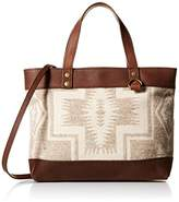 Pendleton Tonal Wool Bag With Strap Accessory
