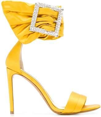 Alexandre Vauthier Yasmin buckled sandals