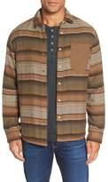 Jeremiah Lansing Reversible Twill Flannel Shirt
