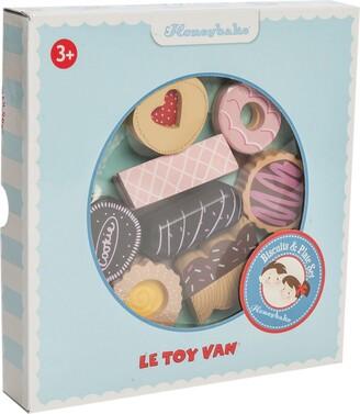 Le Toy Van Biscuits & Plate Play Set