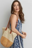 American Eagle Outfitters AE Straw Tote
