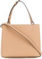 Donna Karan small bucket shoulder bag - women - Calf Leather - One Size