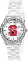 "Game Time Women's COL-FRO-NCS ""Frost"" Watch - North Carolina State"