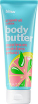 Bliss Grapefruit + Aloe Body Butter Maximum Moisture Cream