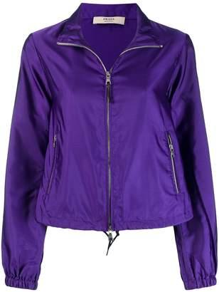 Prada Pre-Owned zipped wind jacket