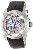 Reign Optimus Collection REIRN3801 Men's Stainless Steel Analog Automatic Watch