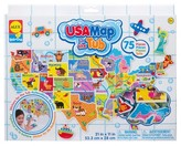 Alex USA Map in the Tub