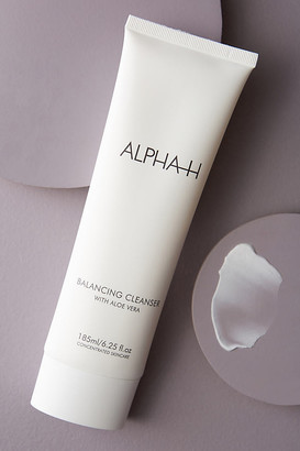 Alpha-h Balancing Cleanser with Aloe Vera By in White