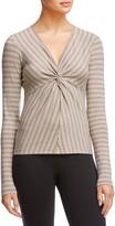 Bailey 44 Ava Stripe Long Sleeve Top