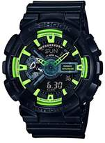 Casio G-Shock – Men's Analogue/Digital Watch with Resin Strap – GA-110LY-1AER