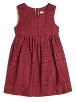 Burberry Little Girl's & Girl's Lace Dress