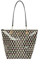 Harrods Aztec Shoulder Tote Bag