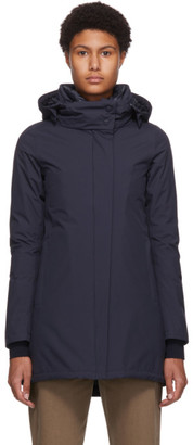 Herno Navy Down Gore-Tex Hilo Jacket