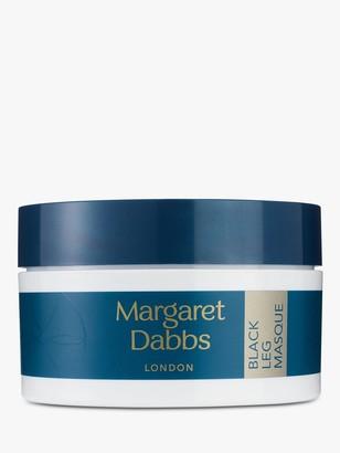 MARGARET DABBS LONDON Black Charcoal Leg Masque, 200g